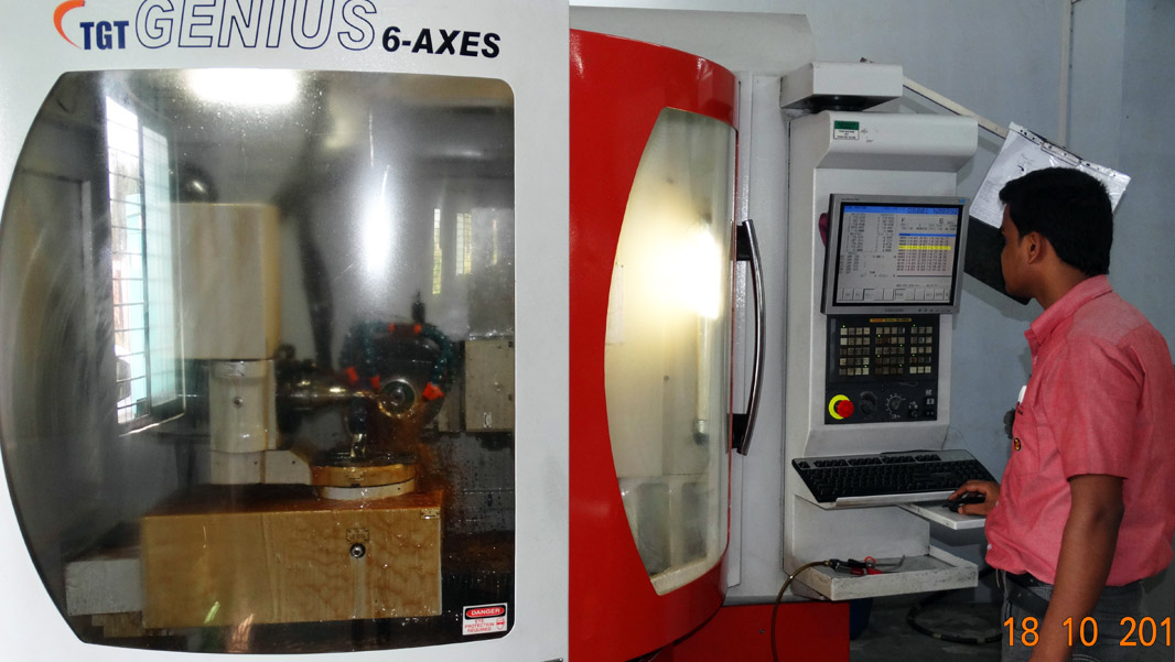 CNC Tool and Cutter Grinders