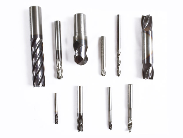 Special End Mills, Roughing End Mills